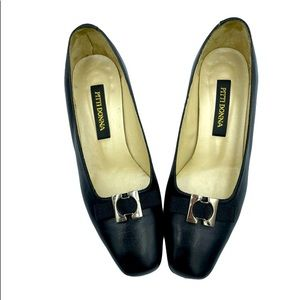 Pitti Donna cute bow shoes